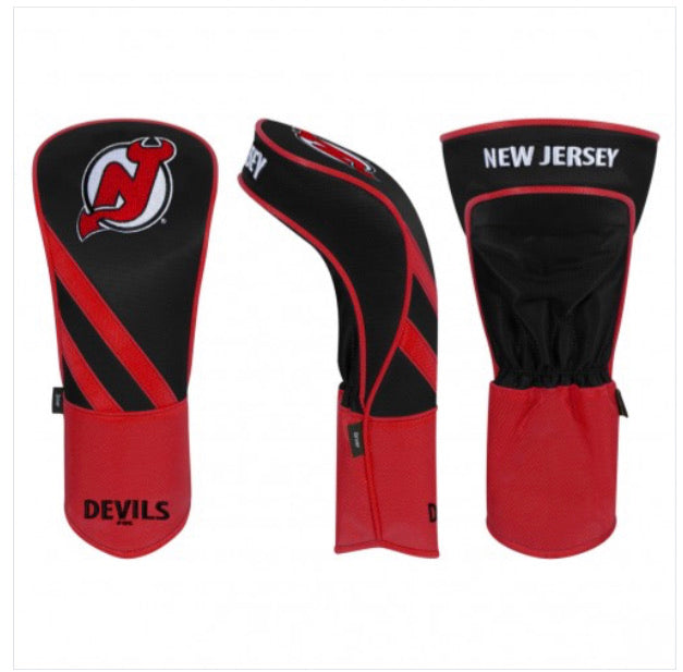 New Jersey Devils Golf Driver Cover