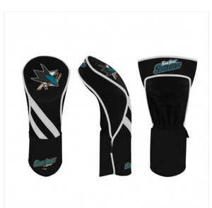San Jose Sharks Hybrid Head Cover