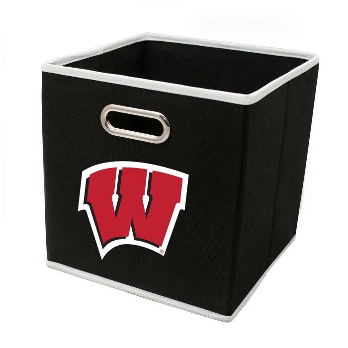 Wisconsin  Collapsible Storage Bins