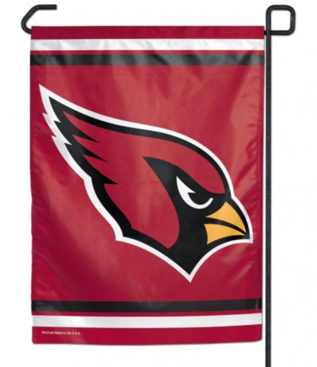 "Arizona Cardinals Garden Flag 11"" X 15"""
