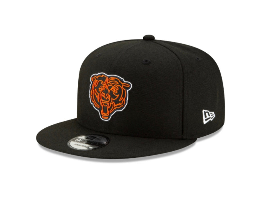 Chicago Bears New Era Kids Official 9fifty Youth Adjustable Hat