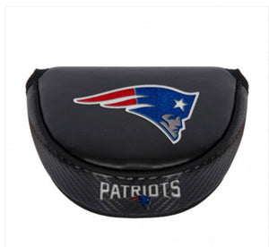 New England Patriots Golf Putter Mallet Head Cover