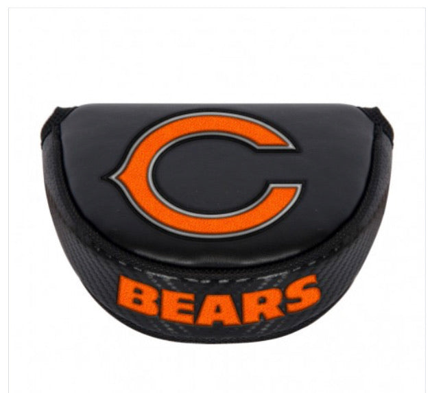 Chicago Bears Golf Putter Mallet Head Cover