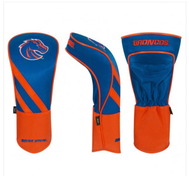 Boise State Golf Driver Cover