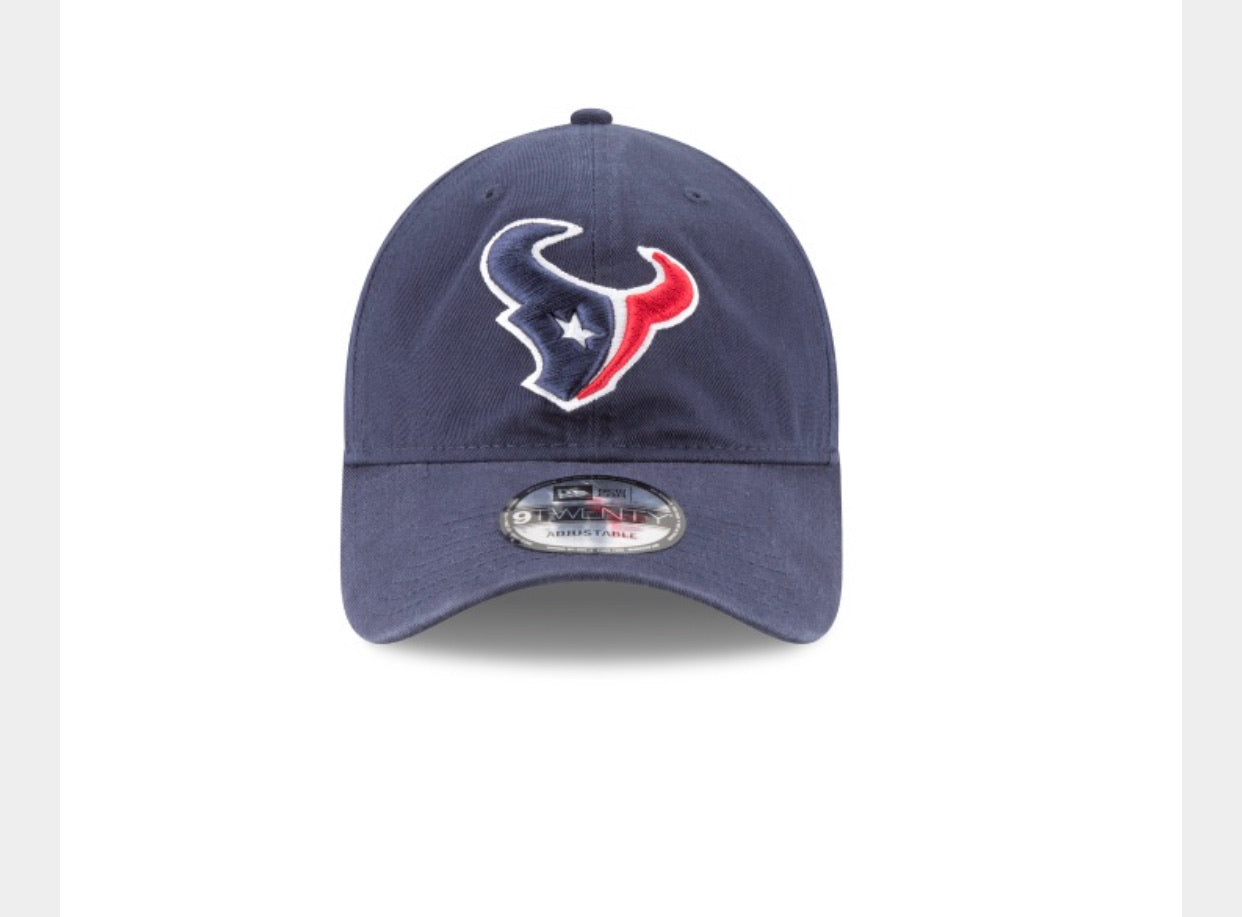 Houston Texans New Era Core Classic 920 Adjustable Hat - AtlanticCoastSports