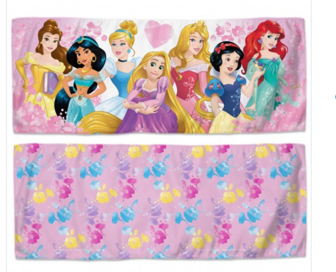 "Disney Princess with Heart 12"" X 30"""