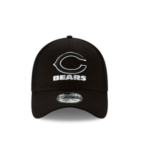 Chicago Bear New Era Black Neo Hat