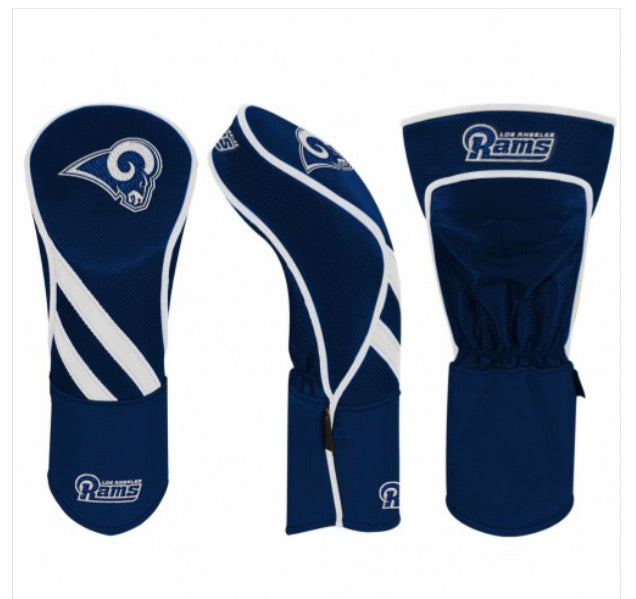 Los Angeles Rams Golf Driver Headcover