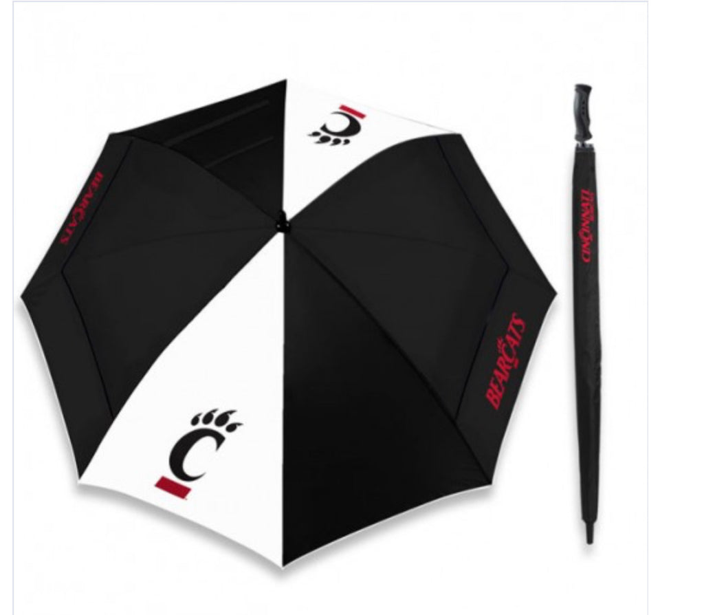 Cincinnati University Wind Sheer Umbrella 62""