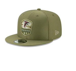Atlanta Falcons STS flat bill hats