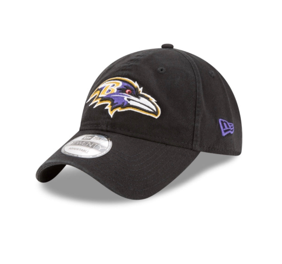 Baltimore Ravens Kids Core Classic 9Twenty Adjustable