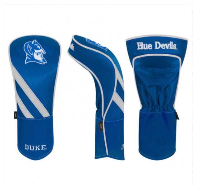 Duke Blue Devils Golf Driver Cover