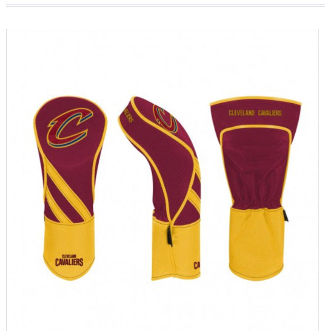 Cleveland Cavaliers Golf Hybrid Head Cover