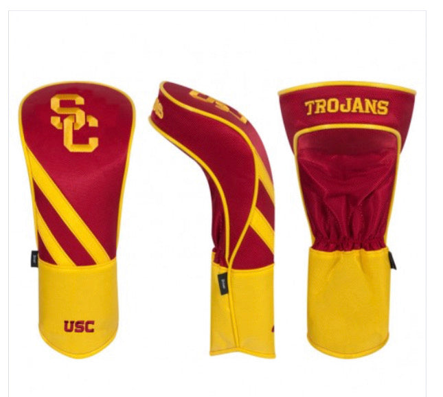 USC Golf Driver Cover
