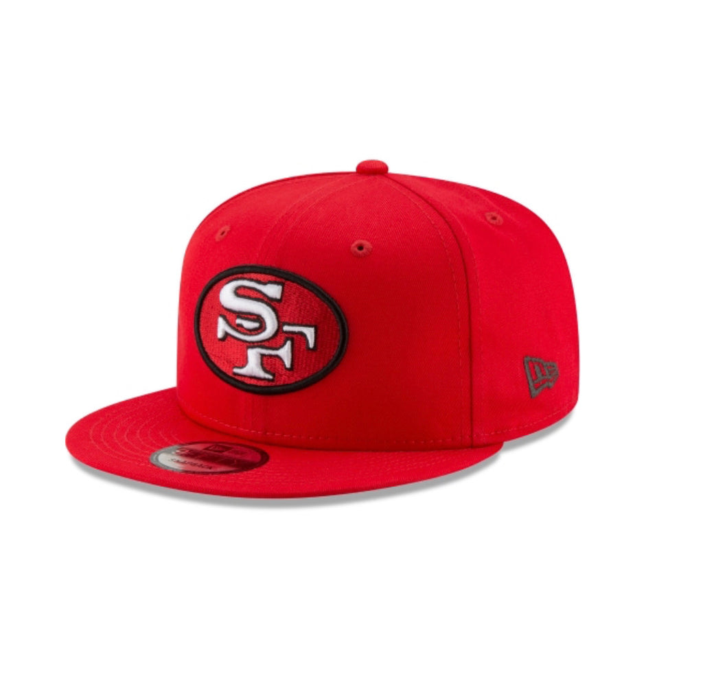 San Francisco 49Ers New Era Snap 9Fifty Snapback Hat - AtlanticCoastSports