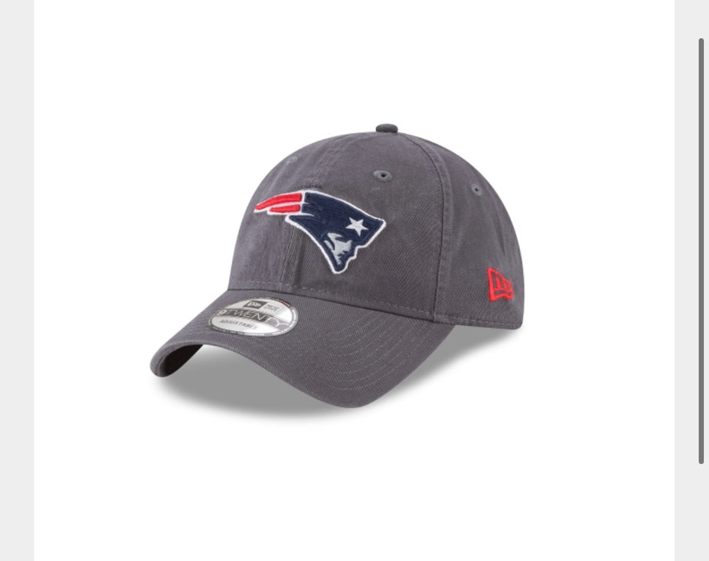New England Patriots Core Classic 9Twenty Adjustable - AtlanticCoastSports