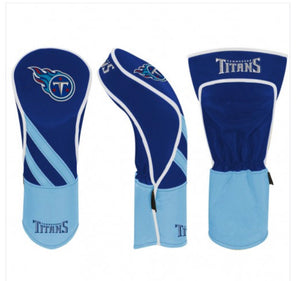Tennessee Titans Golf Driver Headcover