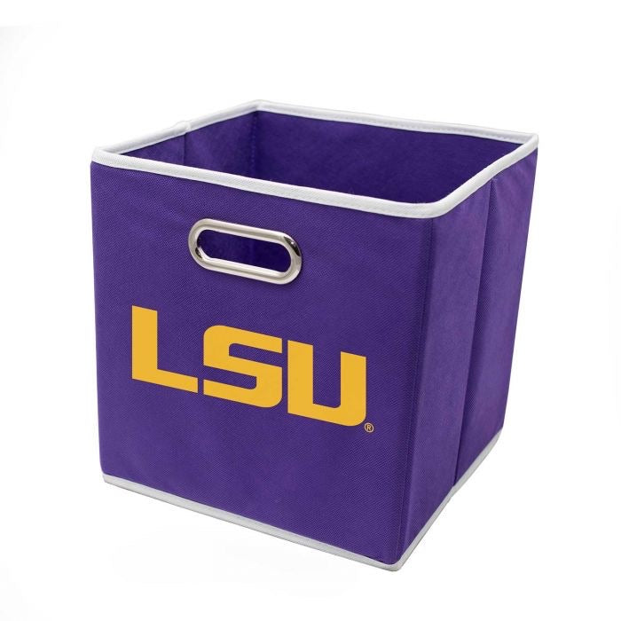 LSU Collapsible Storage Bins