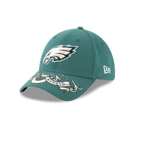 Philadelphia eagles NFL19 Draft Hat - AtlanticCoastSports