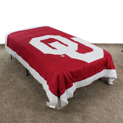 NCAA Oklahoma Sooners Light Comforter