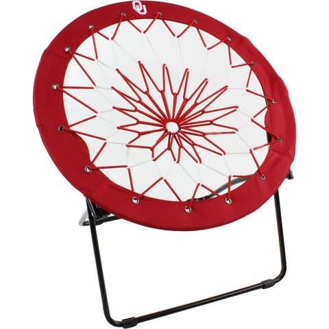 Oklahoma Sooners Bunjo Chair