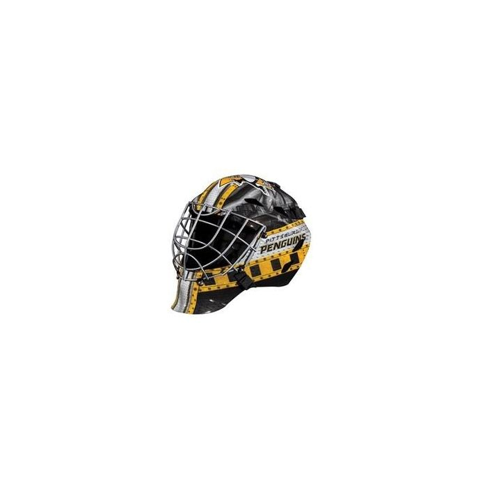 Pittsburgh Penguins  Franklin GFM 1500: NHL® Team Goalie  Helmet