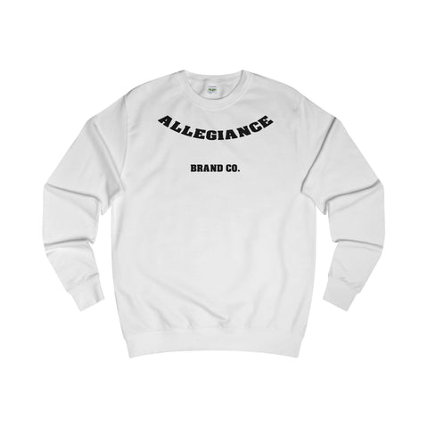 Collar Logo Crew neck