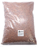 "Smallish - unwashed - 1/8"" - 5/16"" / 13L (3.43 Gallon) Red Lava Bonsai Soil Substrate"