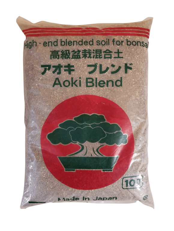 Standard / Shohin 3mm / 10 Liter Aoki Premium Japanese Bonsai Soil Mix
