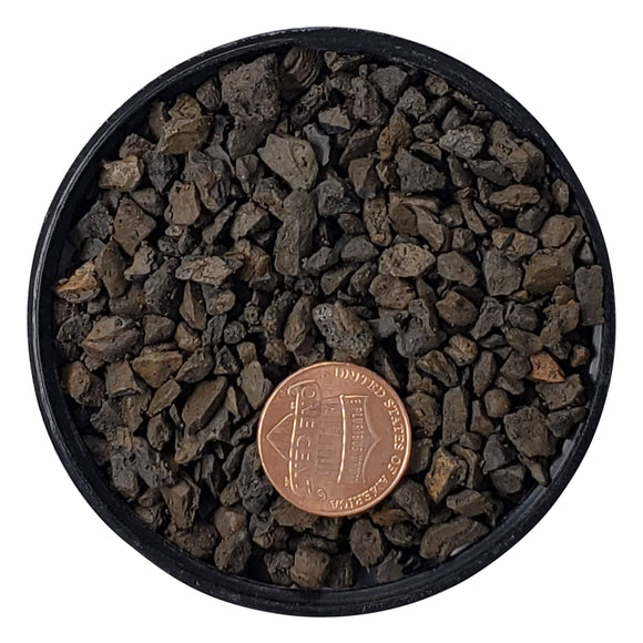Superdite - Expanded Shale - Black Haydite - 13L Bag (@3.5 Gallons)