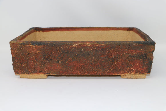 European Hand Made Bonsai Pot by Czerniachowsky - Rectangle - 12