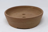 "Sam Miller Unglazed Oval Bonsai Pot - 11.25"" x 8.75"" x 2.25"""