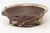 "Brian Soldano Round Cream Bonsai Pot - Glazed - 8"" x 8"" x 2.5"""