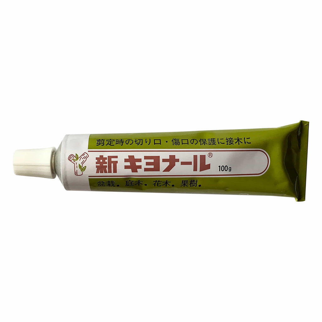 Kiyonal Cut Paste & Wound Seal - Shin kiyonaru - 100g Tube