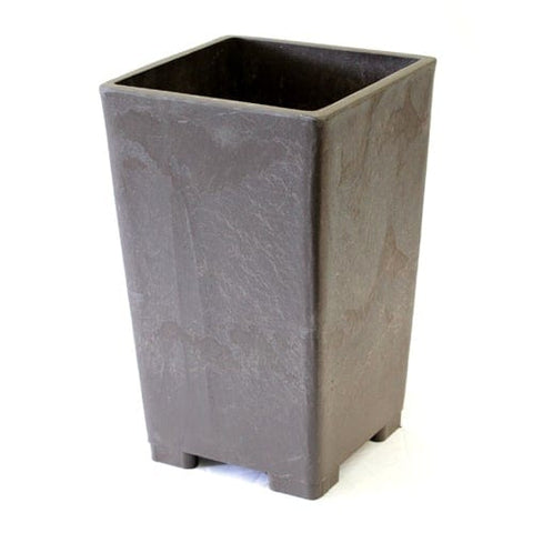 Square Cascade Mica Bonsai Pot - CAA & CAB Series