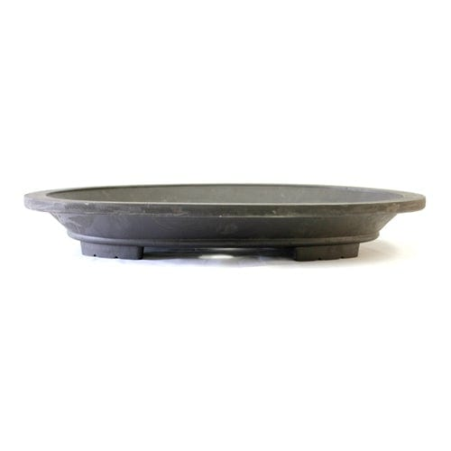 OVD-21 Wide Lip Oval Mica Bonsai Pot - OVD Series