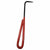 Bonsai Re-potting Root Hook With Red Rubberized Handle