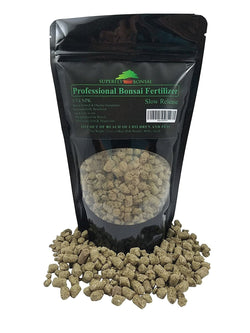 Slow Release Natural Based Bonsai Fertilizer Pellets