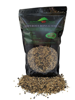 Conifer Professional Bonsai Soil Mix - Premium Blend