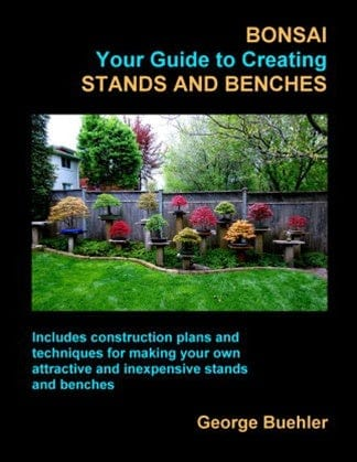 BONSAI: Your Guide to Creating Stands and Benches (Haskill Creek) Book