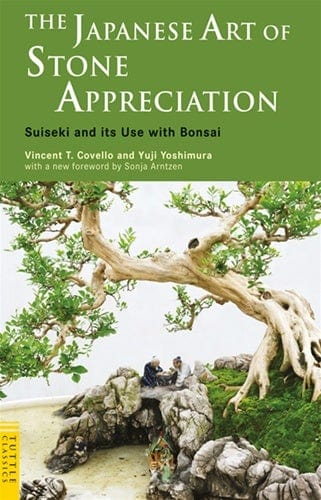 The Japanese Art of Stone Appreciation Book
