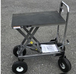 Big Wheel Bonsai Hydrolift Hydro Cart - Push Cart