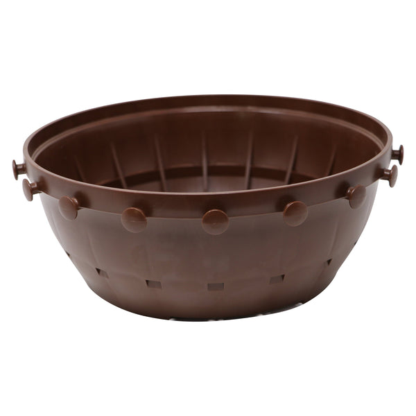 Bonsai Tie Down Pot With Air Pruning - Round