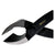 "Kiku Gold 11"" Concave Branch Cutter- Bonsai Dream Series - Black Stainless Steel"
