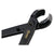 "KIKU Gold 7"" Bonsai Knob Cutter - Black Stainless Steel - Bonsai Dream Series"