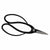 "Kiku Gold 8"" Bonsai Root Scissors - Black Stainless Steel - Bonsai Dream Series"