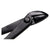 "KIKU Gold 8"" Jin Bent Head Bonsai Pliers - Black Stainless Steel - Bonsai Dream Series"