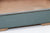 "Shallow Blue Glazed Rectangle Bonsai Pot - 9"" x 6"" x 1.75"""