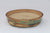 "Round Glazed Bonsai Pot by Linda Ippel - 6.5"" x 2"