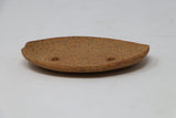 Oval / None Small Kusamono Accent Tray by Potter Bill Stufflebeem - Unglazed